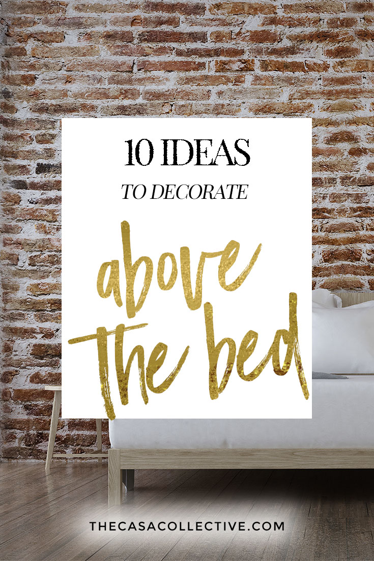 Over The Bed Wall Art Ideas Wall Decor Diy