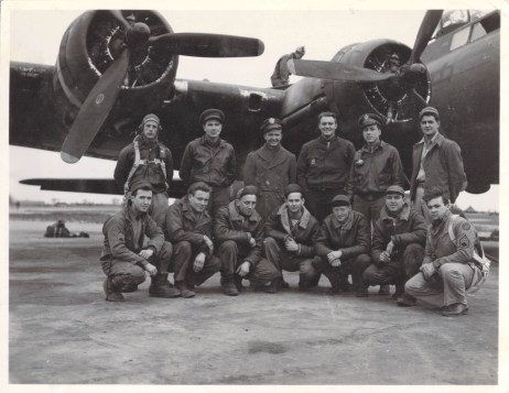 5.20 Ray Brims flight and ground maintenance crew 1944