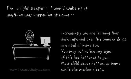 myth: I would wake up