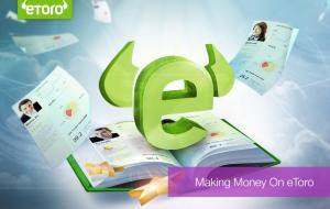 making money on etoro with logo