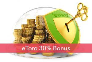 eToro Deposit Bonus
