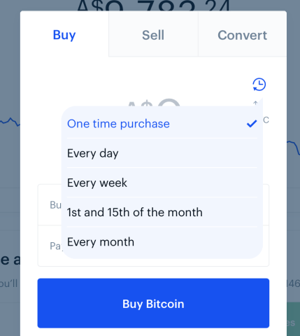 Can i invest small amounts of money in bitcoin