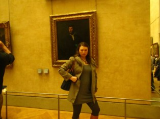 Impersonating works of art