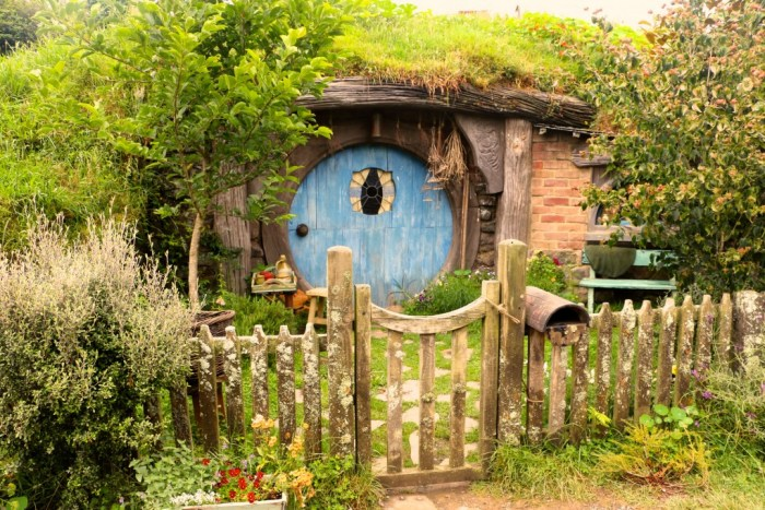 The Shire Hobbiton New Zealand