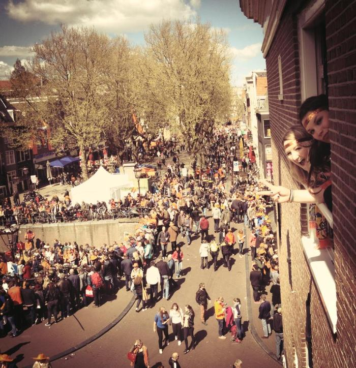 King's Day Amsterdam 57