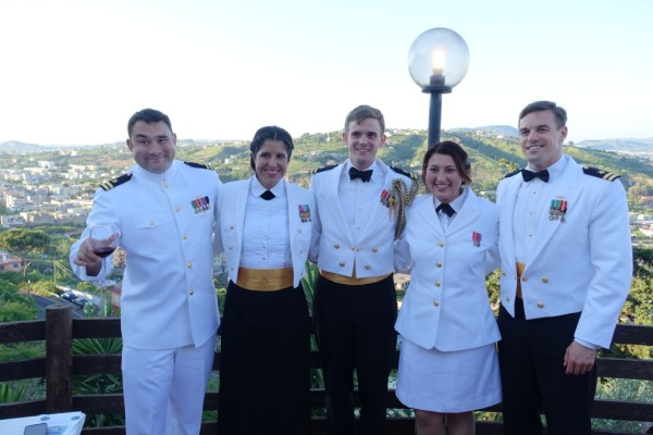Sixth Fleet Dining Out, USN 9