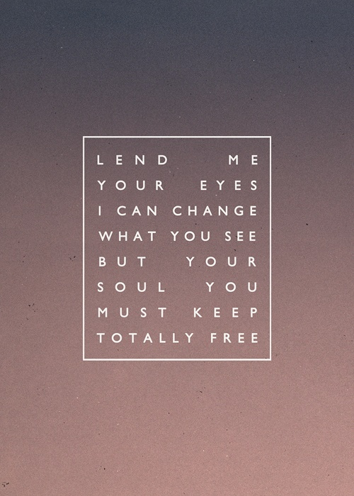 Mumford and Sons Quote 1