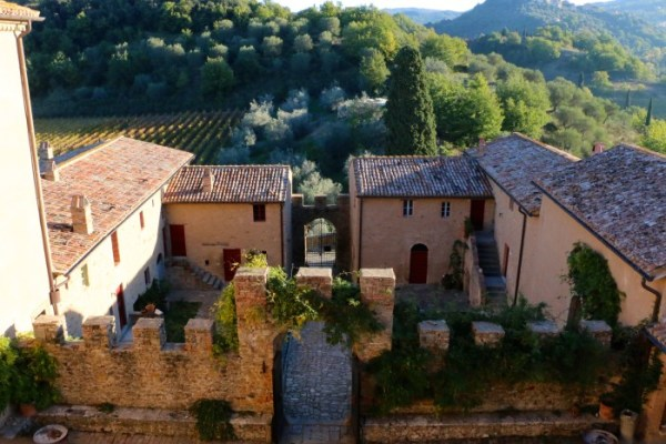 Girls Weekend in a Tuscan Castle, Italy 39