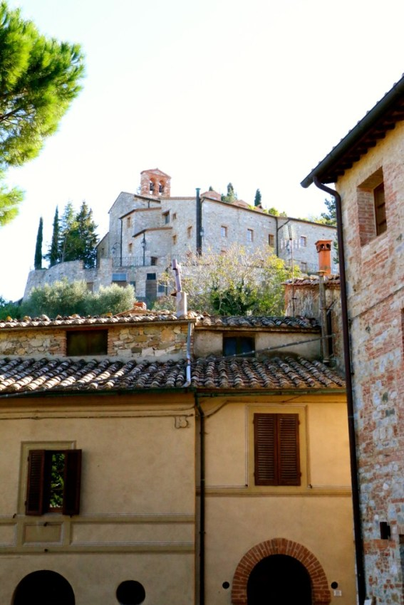 Girls Weekend in a Tuscan Castle, Italy 104