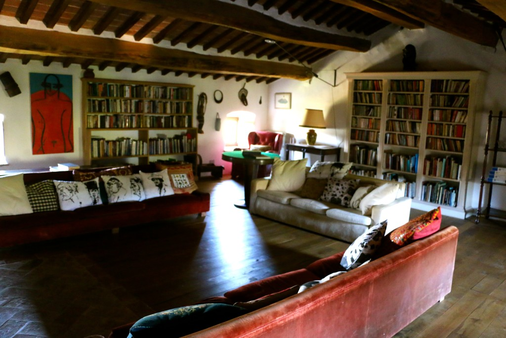 Girls Weekend in a Tuscan Castle, Italy 110