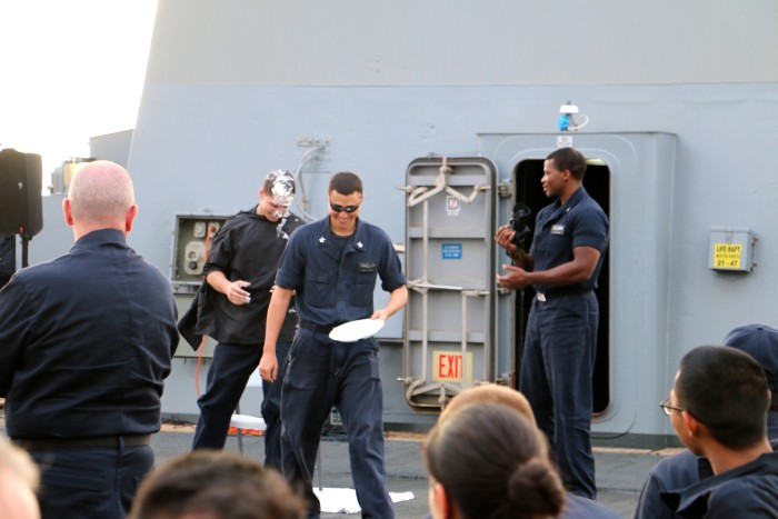 Steal Beach Picnic USS Mount Whitney 10