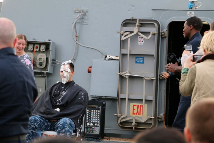 Steal Beach Picnic USS Mount Whitney 11