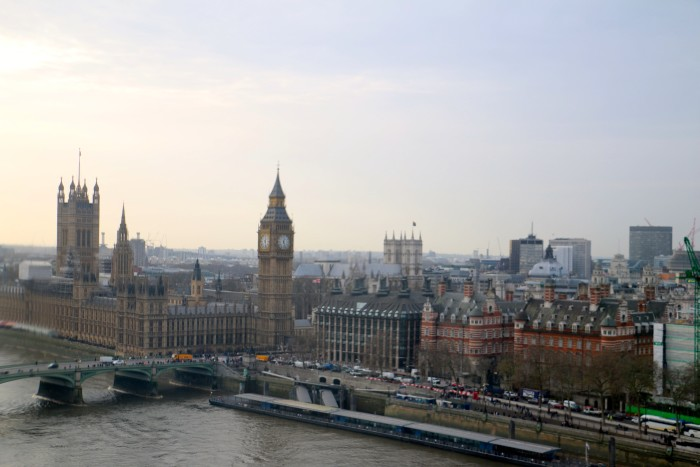 View From the London