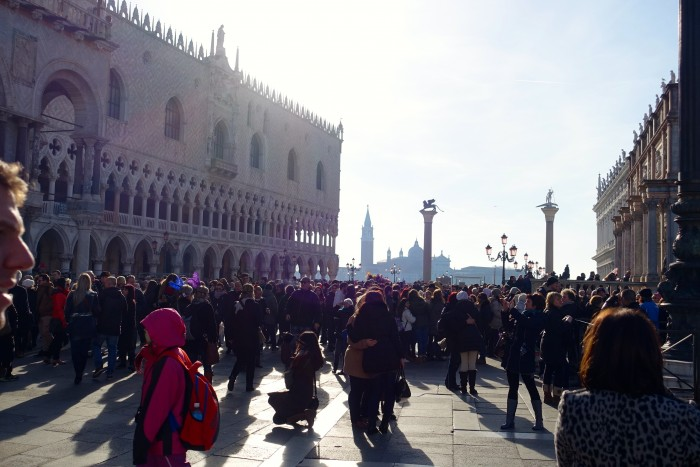 Venice Italy, Carnival Weekend 10