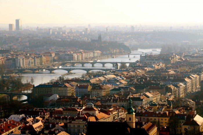 Top of the Tower, Prague Castle 8
