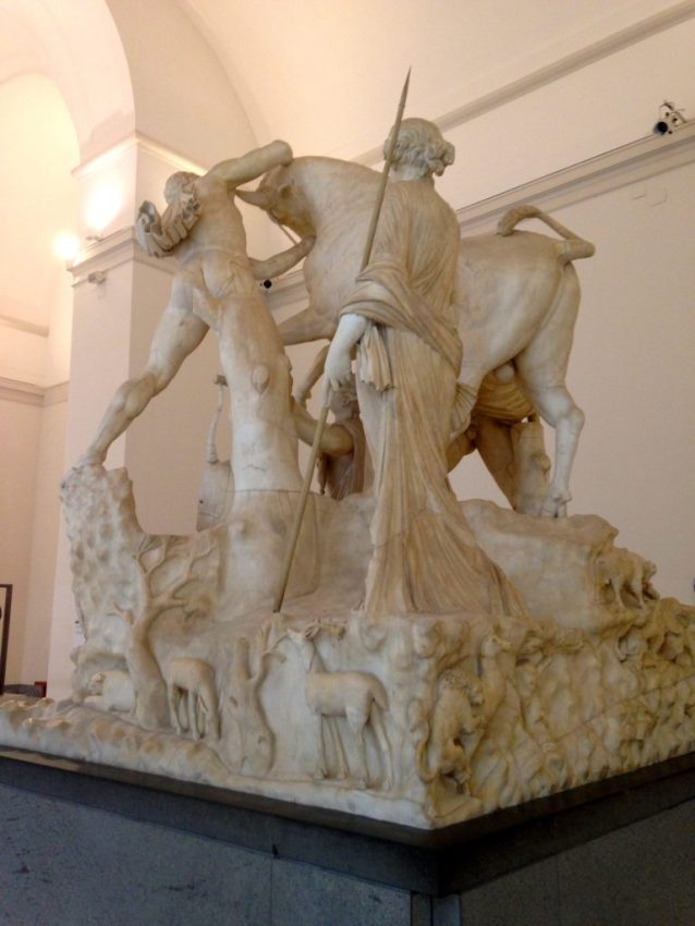 Archeological Museum, Naples Italy 18