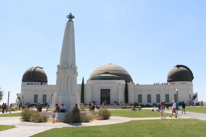 Griffith Observatory LA 6