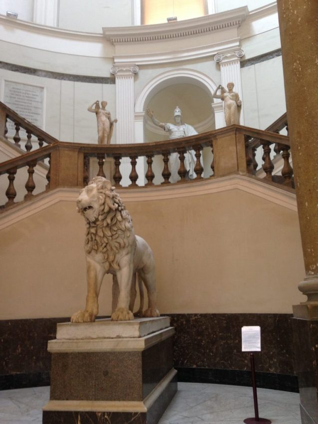 Archaeological Museum, Naples Italy 3