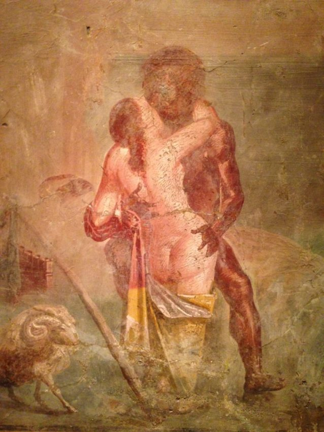 Archaeological Museum, Naples Italy 4