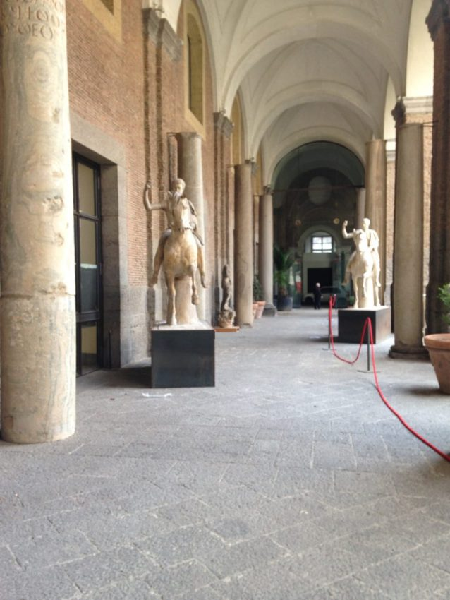 Archaeological Museum, Naples Italy 6