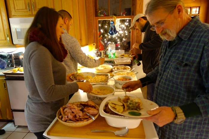 Holiday Celebrations at the Hauser House 16