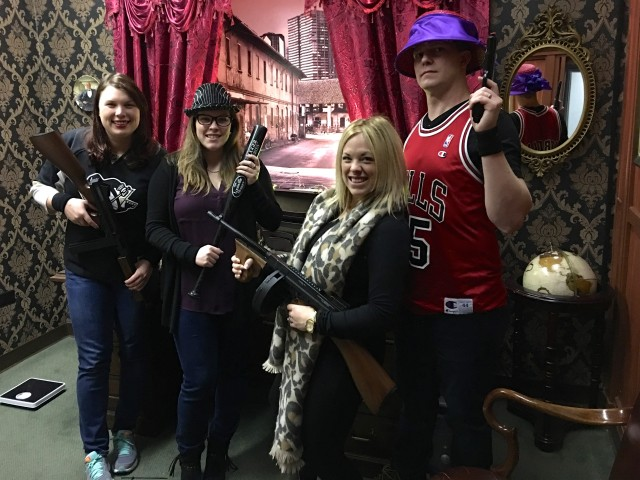 Quest burgh Escape Room Pittsburgh 2
