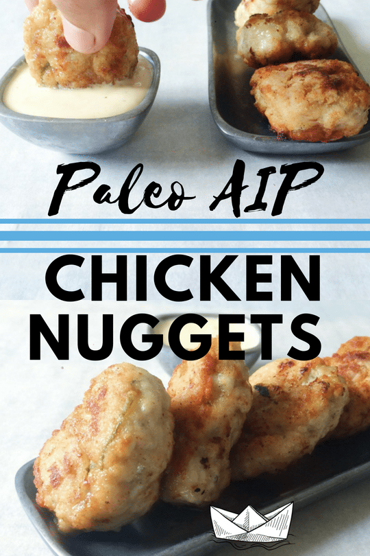 aip chicken nuggets