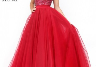Sherri Hill Formal Dress Gown The Castle Prom
