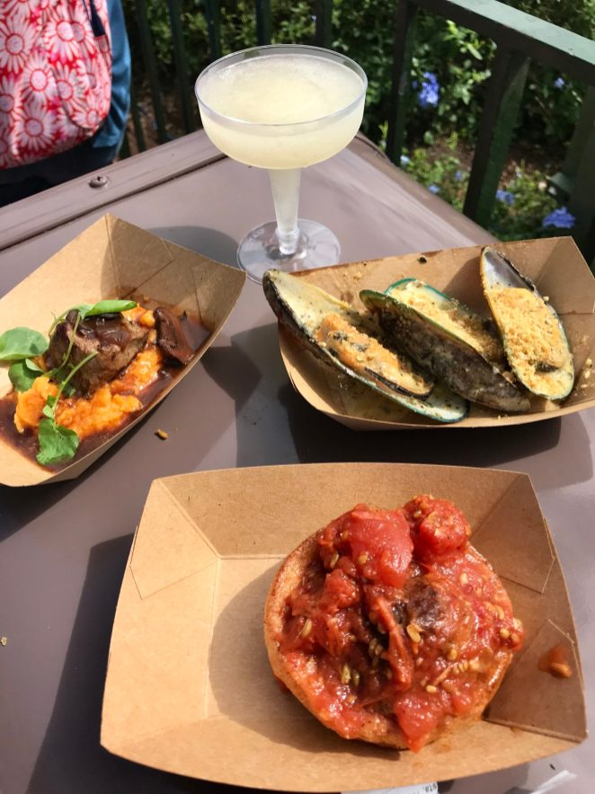 Epcot Food and Wine New Zealand All Food Items