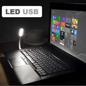 Usb Led Light Lamp For Computer