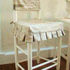 Chair Stool Covers And Sofa The Casual Chic Cottage Making Old New Again