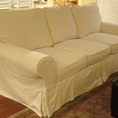 Pottery Barn Sofa Covers Replacement Repair Bed Frame The Casual Chic Cottage Making Old New Again