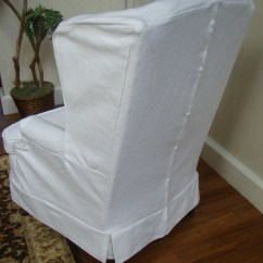 White Denim Sofa Covers Robert Michael Furniture Jackson The Casual Chic Cottage Making Old New Again