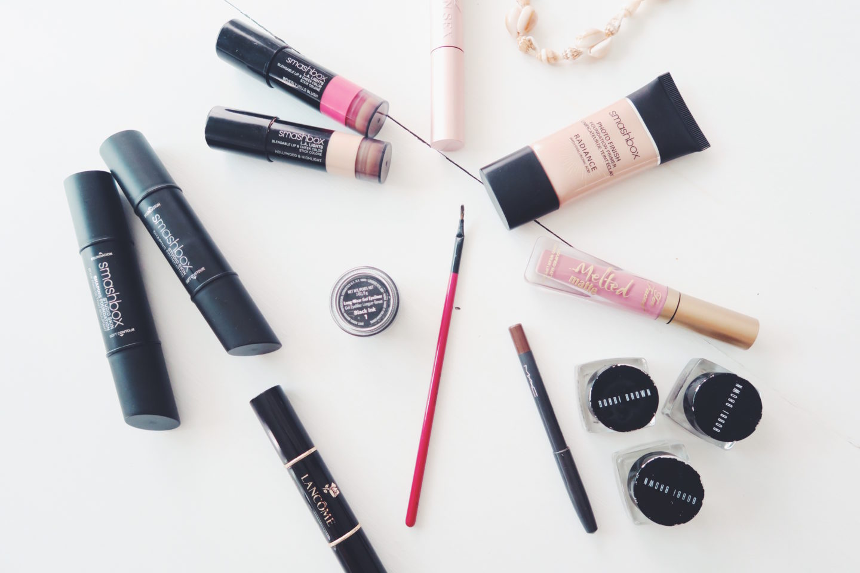 Fall Inspiration: Cream Makeup - The Casual Free