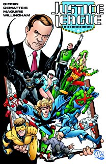The Many Lives of Maxwell Lord