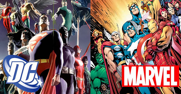 10 Things I'd Do If I Ran DC or Marvel Comics – Part 1