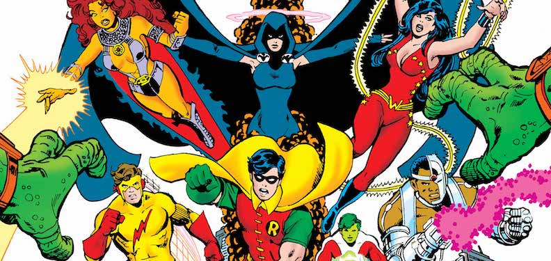 TITANS TOGETHER! New Show's Cast Begins To Take Shape