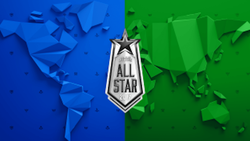 League of Legends All-Star 2017 Day 4 (12/10) Finals