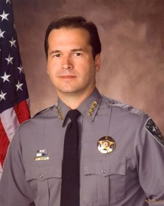 Sheriff Terry Maketa. Courtesy of El Paso County