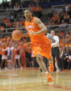 Photo: Mark Jones, Illinois Athletics