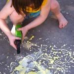 Baking Soda Paint - 12