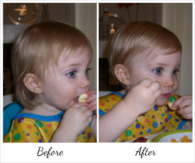Toddler Pixie Cut - The Caterpillar Years