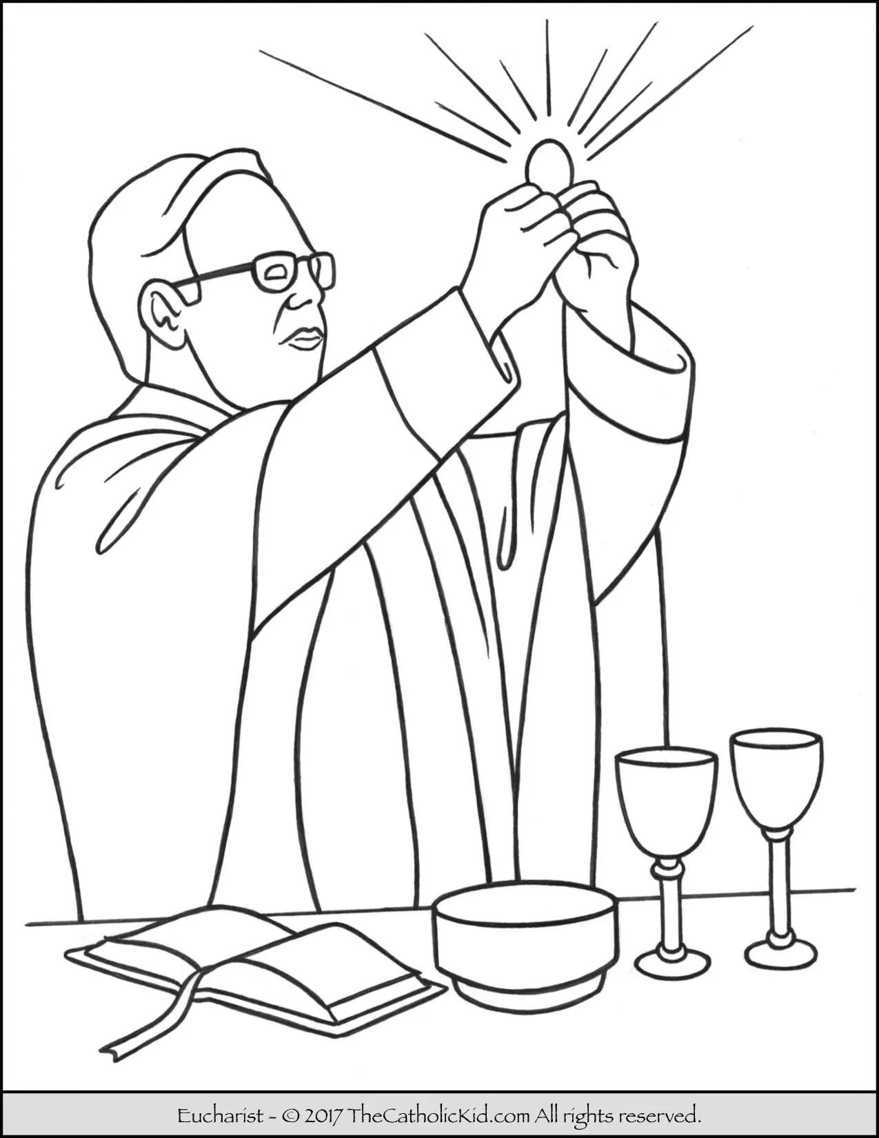 Sacrament Of Holy Communion