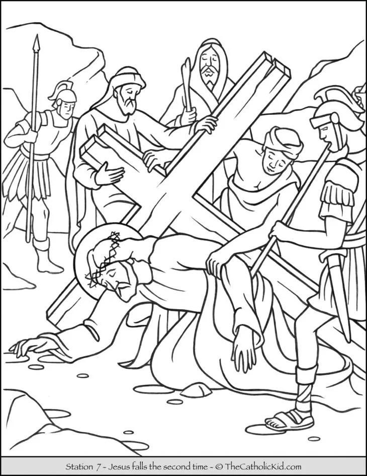 Free Catholic Coloring Pages : catholic, coloring, pages, Catholic, Coloring, Pages, Games, Children