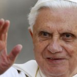 Pope praises retired Pope Benedict's writings on faith and politics