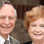 Award to honor couple for educational philanthropy