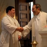 St. Wenceslaus welcomes help from seasoned altar server