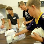 Catholic social teaching is focus of middle school camp