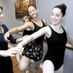 Dance studio owner encourages students to use God-given gifts
