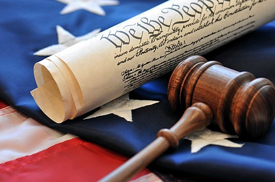 America_gavel_flag_constitution